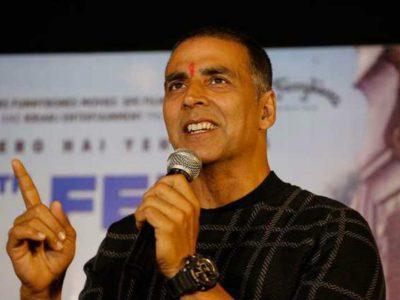 अक्षय कुमार ने भारतीय पासपोर्ट के लिये आवेदन किया, पहली बार बताया कैसे और क्यूं बन गये थे 'विदेशी'