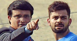 जिस खिलाड़ी को विराट और शास्त्री टीम से रखते थे बाहर, अब सौरव गांगुली और ICC ने शान में पढे कसीदे