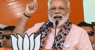 रामलीला मैदान से मोदी करेंगे चुनावी अभियान की शुरुआत, केजरीवाल से निपटने के लिये BJP का प्लान तैयार