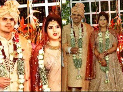 Photos: कांग्रेस प्रवक्ता पंखुड़ी पाठक सपा नेता की बनीं दूसरी पत्नी, दिल्ली में धूमधाम से रचाई शादी