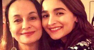 बेटी आलिया भट्ट के बचाव में मां सोनी राजदान, Nepotism पर सवाल करने वालों से पूछ डाली बड़ी बात