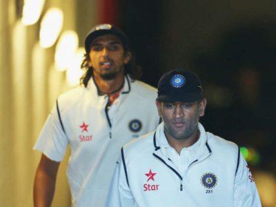इशांत शर्मा ने धोनी की कप्तानी के खिलाफ दिया बड़ा बयान, हो जाएंगे हैरान