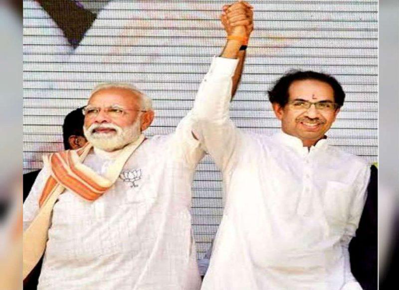 पहली बार शिवसेना पर बोले पीएम मोदी, मंच से ही सिखा दिया महाराष्ट्र की उद्धव सरकार को सबक