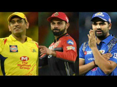 बड़ी खबर- IPL 2020- एक ही टीम से खेलेंगे धोनी, विराट और रोहित शर्मा
