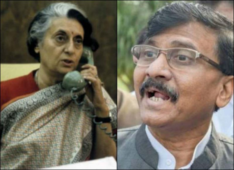 शिवसेना सांसद के खुलासे से खलबली, बताया इंदिरा गांधी और अंडरवर्ल्ड डॉन का कनेक्शन