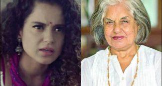 निर्भया केस- इंदिरा जयसिंह की अपील  पर भड़की कंगना रनौत, कर दी हद पार, कही झन्नाटेदार बात, वीडियो