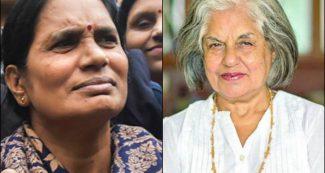 वरिष्ठ वकील ने कहा, सोनिया गांधी से सीख लें, निर्भया की मां का करारा जवाब