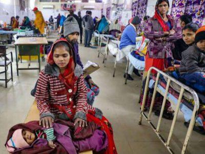 राजस्थान – ये अस्पताल हैं या कब्रिस्तान?