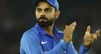 जिस क्रिकेटर के लिये विराट कोहली ने बजाई तालियां, 1 मैच बाद ही हुई टीम इंडिया से छुट्टी