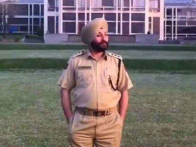 DSP देवेन्द्र सिंह के रिश्तेदारों के घर छापेमारी, हथियार, पैसे और मैप बरामद