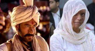 दीपिका पादुकोण के JNU जाने पर अजय देवगन ने कही ऐसी बात, फिल्म ने कमाये अब तक इतने करोड़