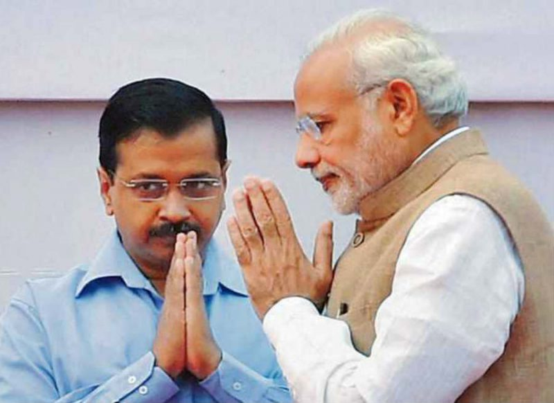 Delhi Election- बीजेपी नेता का खुला ऐलान, अगर जीत गये केजरीवाल तो कभी नहीं लड़ूंगा चुनाव