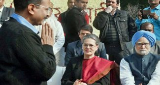 दिल्ली विधानसभा चुनाव- सट्टा बाजार ने कांग्रेस के खेमे में ला दी है खुशी, आम आदमी पार्टी बेचैन
