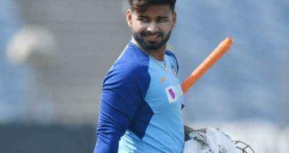 सिर में चोट लगने की वजह से टीम इंडिया से अलग हुए ऋषभ पंत, अब आई बड़ी खबर