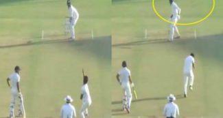 दुनिया का कोई दिग्गज नहीं कर सका ऐसा कारनामा, यूपी के इस गेंदबाज ने पहले ही मुकाबले में रचा इतिहास