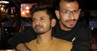 चहल ने श्रेयस अय्यर के साथ पोस्ट की तस्वीर, तो रोहित शर्मा ने कर दिया ट्रोल