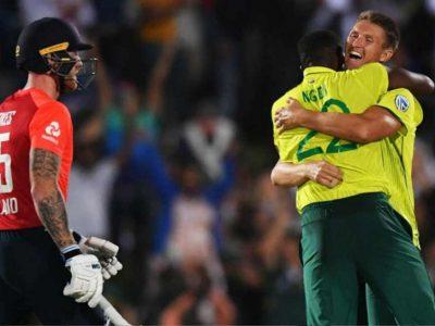 7 गेंद में 7 रन चाहिये थे, 5 विकेट बाकी, इस गेंदबाज की वजह से 1 रन से हारा इंग्लैंड