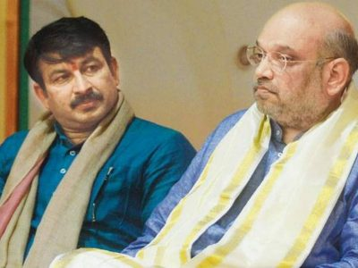 दिल्ली बीजेपी अध्यक्ष पद से मनोज तिवारी की छुट्टी, अब इस 'जमीनी नेता' को सौंपी गई जिम्मेदारी