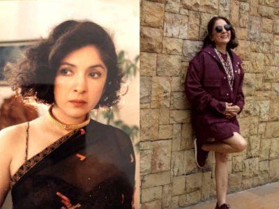 एक्ट्रेस नीना गुप्ता ने शेयर की 25 साल पुरानी तस्वीर, को-एक्टर का आया धांसू कमेंट