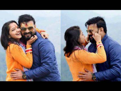 साक्षी मिश्रा के पति अजितेश ने जारी किया नया वीडियो, सोशल मीडिया पर जबरदस्त धूम