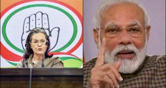 दिल्ली दंगे पर पीएम मोदी ने तोड़ी चुप्पी, तो सोनिया गांधी ने अमित शाह का मांगा इस्तीफा