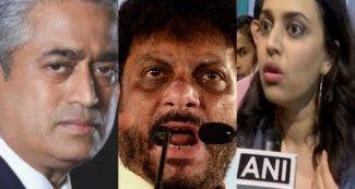 AIMIM विधायक का भड़काऊ बयान, स्वरा भास्कर बोलीं 'बैठ जाओ चचा', राजदीप सरदेसाई का भी ट्वीट