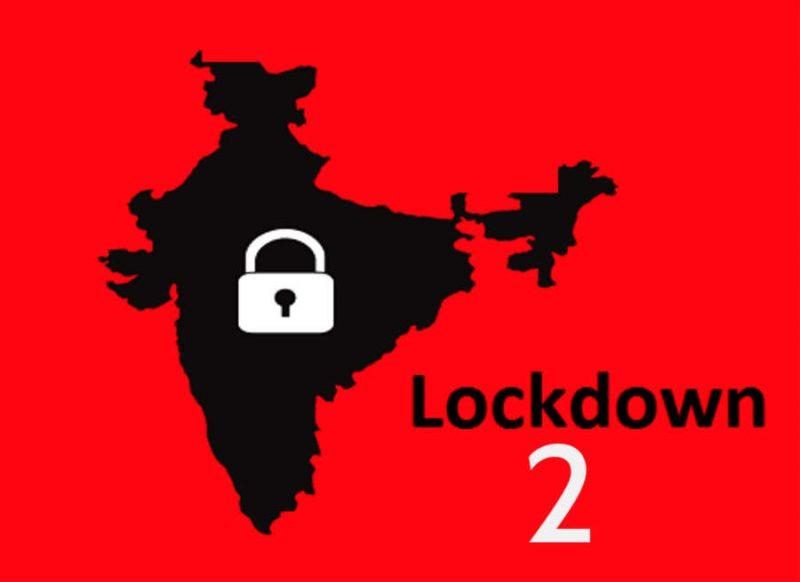 Lockdown 2 को लेकर गाइडलाइंस जारी, 3 मई तक देश में ये सब बंद, चौथी वाली सबके लिए अनिवार्य