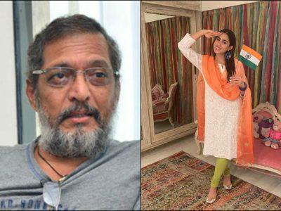 कोरोना के खिलाफ एकजुट फिल्म इंडस्ट्री, नाना पाटेकर ने ऐलान किया बड़ा सहयोग, तो सारा ने…