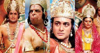 रामायण-महाभारत के किरदारों का इलेक्शन कनेक्शन, किसी पर BJP ने तो किसी पर कांग्रेस ने खेला था दांव