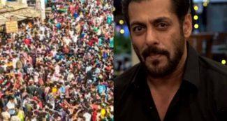 Video: लॉकडाउन तोड़ने वालों को सलमान खान का सख्त संदेश 'मान जाओ वरना मिलिट्री समझाएगी'
