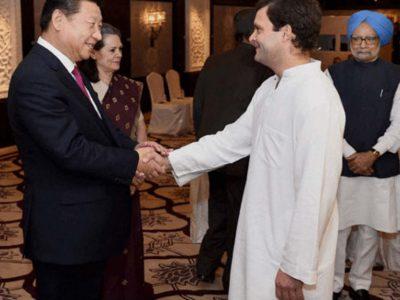 Opinion – चीन, 'लतीफा' गांधी और उन के तख्तनशीन होने का इल्हाम