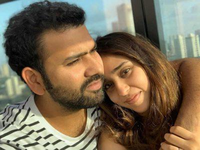 शादी के 5 साल बाद भी नहीं सुधरी रोहित शर्मा की ये दो गंदी आदतें, रितिका हो जाती है गुस्सा!