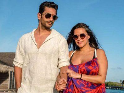 शादी से पहले ही प्रेग्नेंट हो गई थी नेहा धूपिया, एकदम फिल्मी है लव स्टोरी