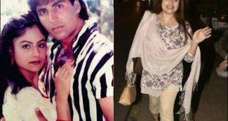 फिल्म इंडस्ट्री में अक्षय कुमार की पहली गर्लफ्रेंड, लाइमलाइट से दूर कमा रही करोड़ों