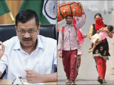 JDU नेता ने सीएम केजरीवाल के लिये मांगा 'भारत रत्न', तिलमिला गई AAP