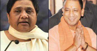 बस किराए पर मचा घमासान, योगी के समर्थन में उतरीं BSP सुप्रीमो मायावती, कांग्रेस को जमकर धोया