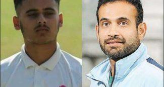 इरफान पठान ने बदली स्कूल टीचर के बेटे की जिंदगी, शतक लगाना सिखाया, फिर मिली IPL में एंट्री