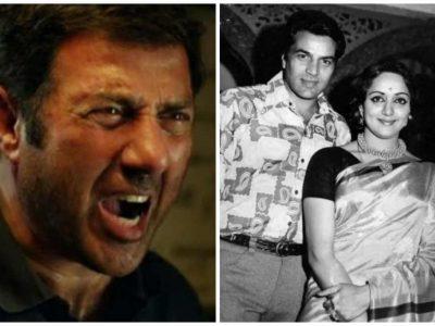 धर्मेन्द्र की शादी से नाराज सनी देओल ने कर दिया था हेमा मालिनी पर चाकू से हमला, मां ने खोला था राज