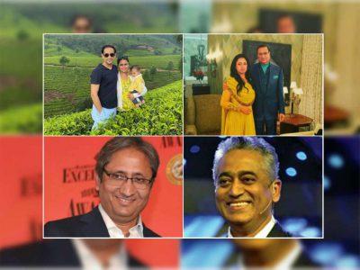 रजत शर्मा से अर्णब गोस्वामी तक, रवीश से लेकर राजदीप तक, जानिए मशहूर पत्रकारों की पत्नियां क्या करती हैं