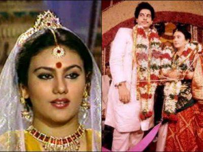 शादी के 30 साल बाद रामायण की सीता ने बताया, महज 2 घंटे में चुन लिया था 'राम', हनीमून पर यहां गये थे