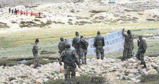 गलवान घाटी में फिर चीन की धोखेबाजी, जहां हुई थी हिंसक झड़प वहीं देखे गए उसके टेंट – सूत्र