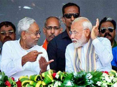इंटरनल सर्वे ने बढा दी बीजेपी की बेचैनी, नीतीश की लोकप्रियता पर बड़ा दावा!