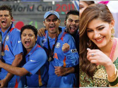 सपना चौधरी ने बयां की फीलिंग्स, जानिये, किस क्रिकेटर के लिये धड़कता है दिल?