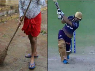 इस बल्लेबाज को झाड़ू मारने की मिल रही थी नौकरी, रातों-रात पलट गई किस्मत, अब करोड़ों में खेल रहा