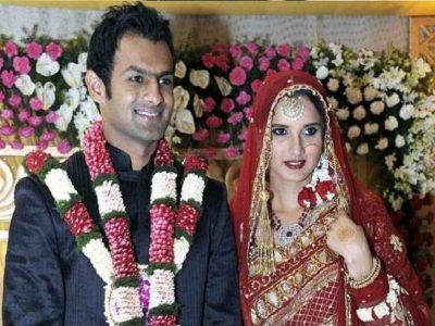 12 साल बाद शोएब मलिक ने किया खुलासा, इसलिये सानिया मिर्जा से की शादी!
