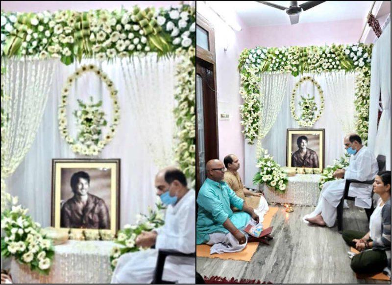 बड़ी बहन ने छोटे भाई सुशांत सिंह राजपूत को दी अंतिम विदा, तस्वीर के साथ इमोशनल संदेश