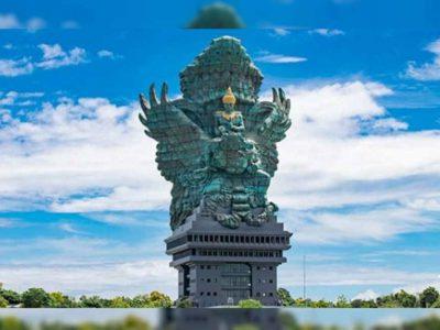मुस्लिम आबादी वाले देश ने भगवान विष्णु की बनवाई सबसे ऊंची मूर्ति, 28 साल और इतने करोड़ रुपये किये खर्च