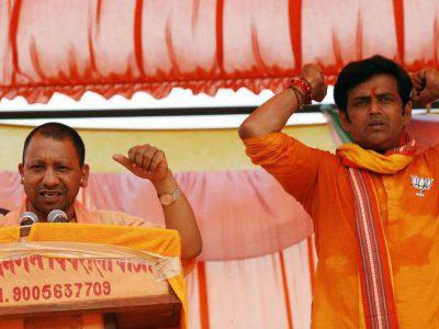 रवि किशन ने योगी विरोधियों को दिखाया आईना, झन्नाटेदार जवाब से कर दी बोलती बंद