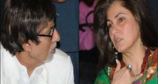 राजेश खन्ना की पत्नी ने पैसों के लिये अमिताभ बच्चन के नाक में कर दिया था दम, आजतक भूल नहीं पाये हैं बिग बी