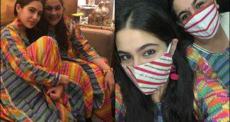 करीना के साथ घूमे सैफ अली खान, तो मां अमृता के साथ निकल पड़ी सारा अली खान, तस्वीरें